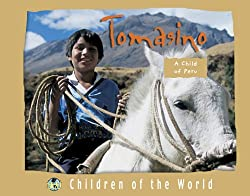 Peru children's books