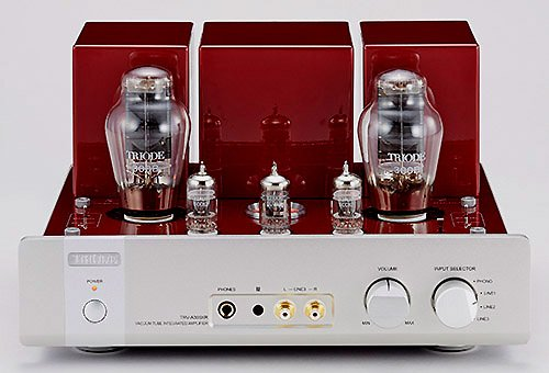 New TRIODE Vacuum tube type Stereo Integrated Amplifier【PSVANE WE300B Specification】TRV-A300XR-W...