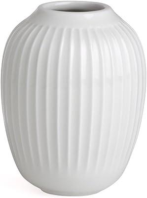 Kähler 692360 Hammershøi - Jarrón de porcelana