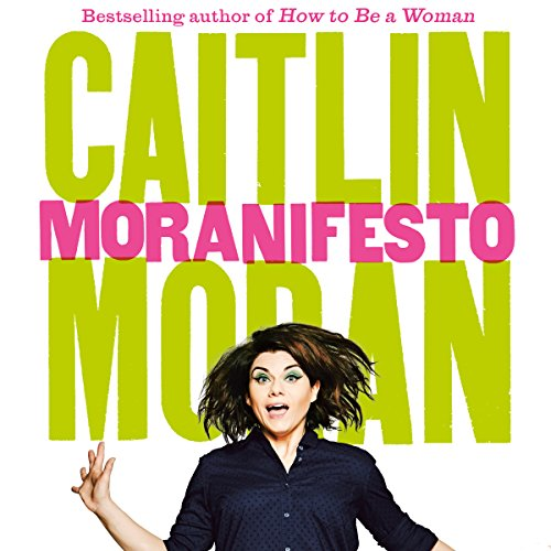Moranifesto audiobook cover art