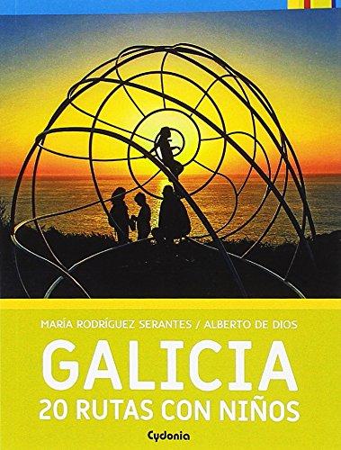 Galicia. 20 rutas con niños: 18 (Viajar)