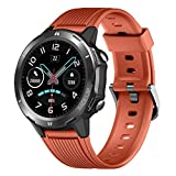 YAMAY Reloj Inteligente, Smartwatch Hombre 5ATM Impermeable con 12...