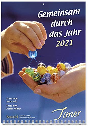 Gemeinsam durch das Jahr 2021: Double-Size Terminer