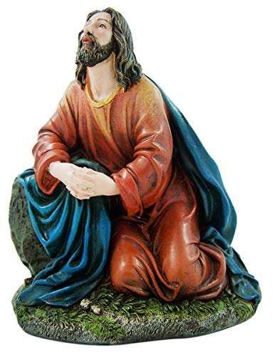 Jesus Christ Agony in The Garden Statue, 5 1/2 Inch