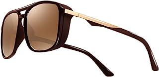 26cfc51458 kimorn Gafas De Sol Polarizado Para Los Hombres Marco Cuadrado Unisexo  Deportes Al Aire Libre Gafas