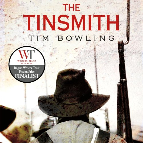 The Tinsmith audiobook cover art