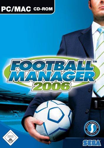 Football Manager 2006 [Importación alemana]