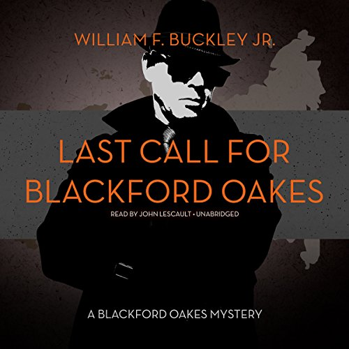 Last Call for Blackford Oakes cover art