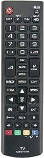 VINABTY AKB73715686 Mando a Distancia de Repuesto para LG LCD LED TV 24MT57 24MT77 47LN540V 29MT45 42LB5500 32LN540B 26MA33D 24MT46D 23MT75D 32LB550U 43UF675V 49LF540V