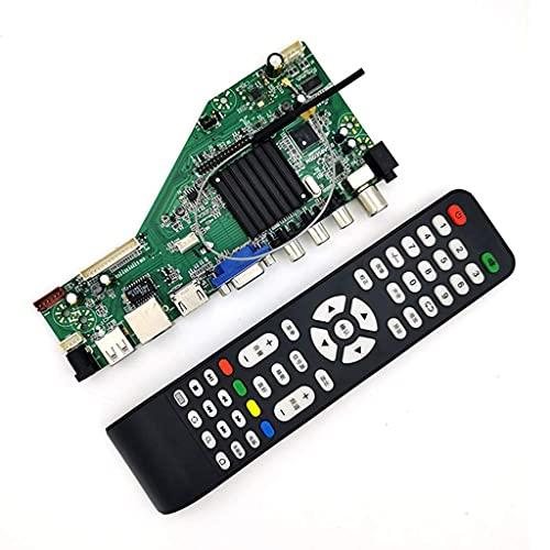 Circuito integrado Evazory, MSD358V5.0, 1G + 4G, chip de 4 núcleos, tarjeta piloto Web TV con interfaz HDMI