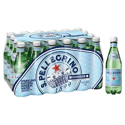 San Pellegrino Mineralwasser, 24 x 500 ml