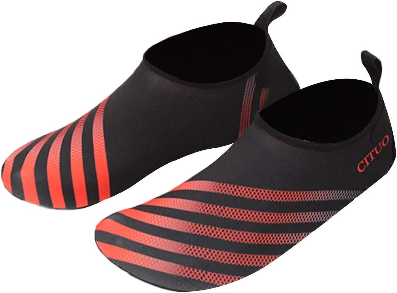 Fantasy Closet Unisex Aqua shoes Beach Water Socks Barefoot Exercise