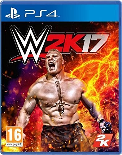 Take-Two Interactive WWE 2K17 PS4 Básico PlayStation 4 Inglés vídeo - Juego (PlayStation 4, Lucha, Modo multijugador, T (Teen))