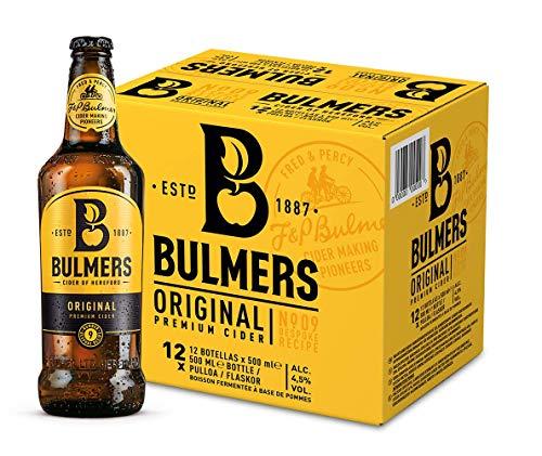 Bulmers Original Premium Cider 12er (12 x 0.5 l)