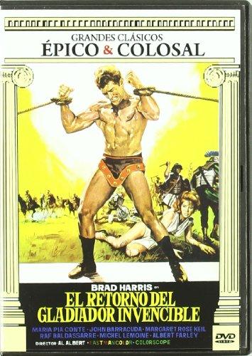 Retorno Del Gladiador Invencible,El (Il Ritorno Del Gladiatore Piu Forte Del Mondo) (Import)