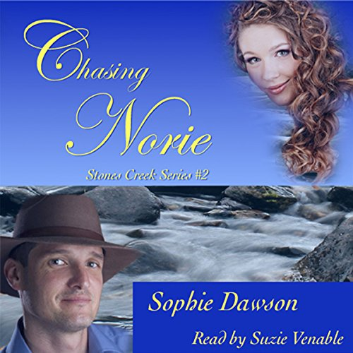 Chasing Norie audiobook cover art