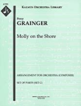 Molly on the Shore (Arrangement for orchestra (composer)): Set of Parts (Set C) [A7251]