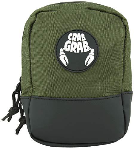 Crab Grab Binding Bag Army Green Highback Backpack