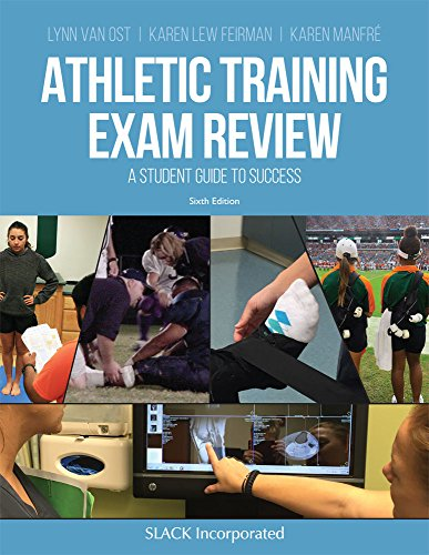 Compare Textbook Prices for Athletic Training Exam Review: A Student Guide to Success Sixth Edition ISBN 9781630913649 by Van Ost MEd  RN  PT  ATC, Lynn,Lew MEd  ATC  LAT, Karen,Manfre MA  ATR, Karen