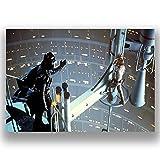 Box Prints Star Wars Vader Luke Skywalker Filmkunst Film