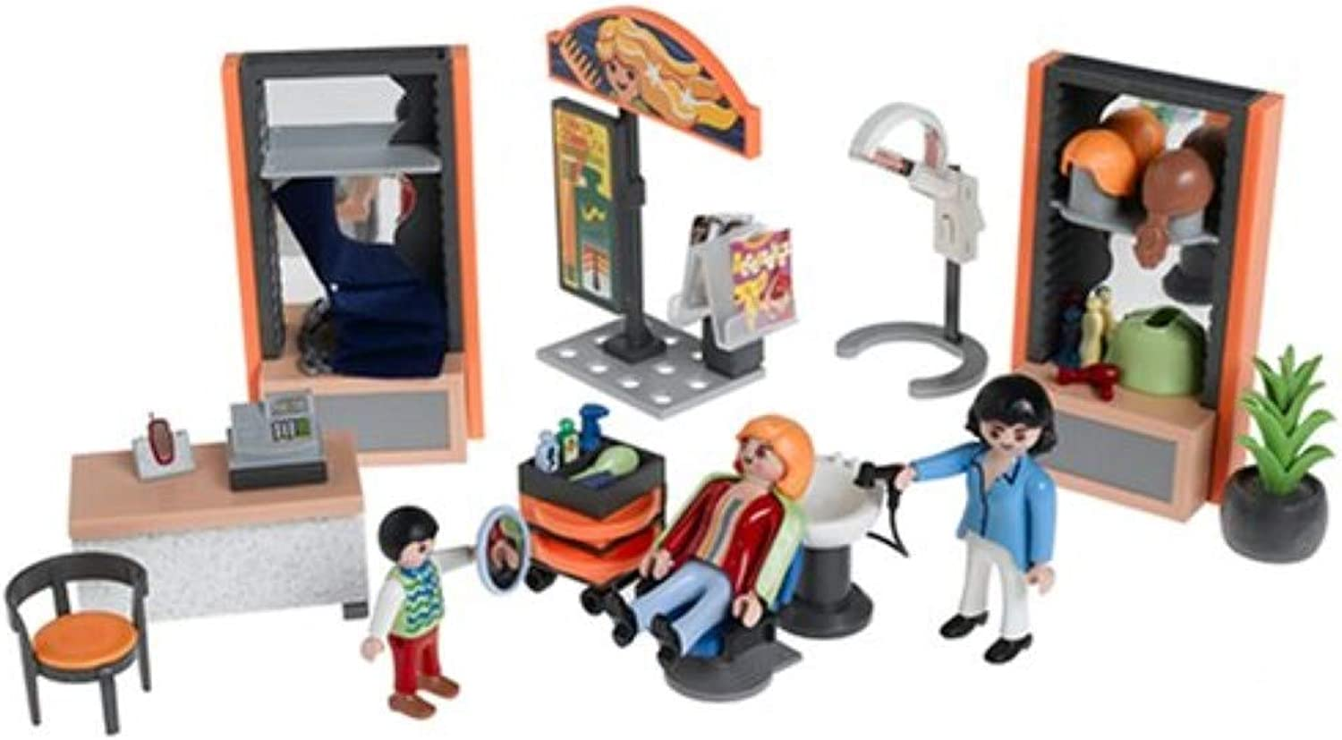 Playmobil 4413  Beauty Salon Hairdressers