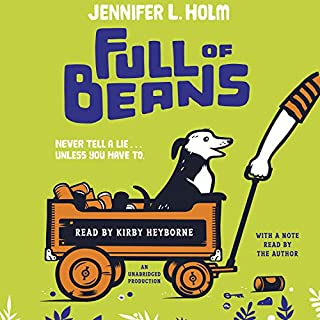 Full of Beans cover art