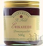 Erikaheide Honig, dunkel, hocharomatisch, unfiltriert, 500g