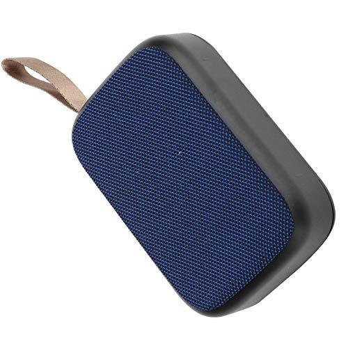 Mxzzand Mini Altavoz Altavoz Bluetooth Soporte Radio FM HiFi Calidad de Sonido...