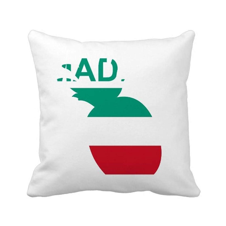 抑制火山クウェート国に恋をした パイナップル枕カバー正方形を投げる 50cm x 50cm