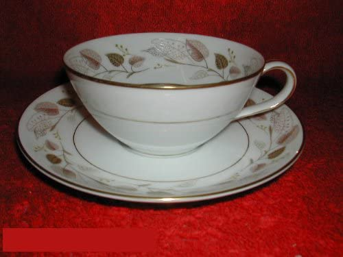 Noritake Rosanne #5610 Max 57% OFF Cups Saucers Over item handling
