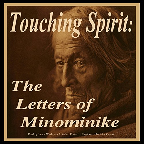 Touching Spirit audiobook cover art