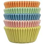 PME-BC721-Pastel-Paper-Cupcake-Liners-Mini-Size-Standard