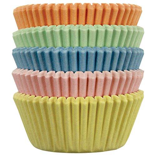 PME Papier-Backförmchen für kleine Kuchen, Mini-Größe, 100Stück