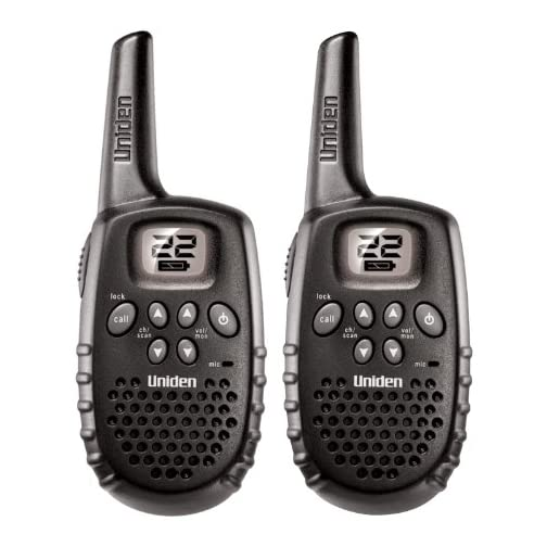 Uniden GMR1635-2 Up to 16-Mile Range, FRS Two-Way Radio Walkie Talkies, 22 Channels with Channel Scan, Battery Strength Meter, Roger Beep, (Discontinued by Manufacturer, Replaced by Uniden SX167-2C) 3