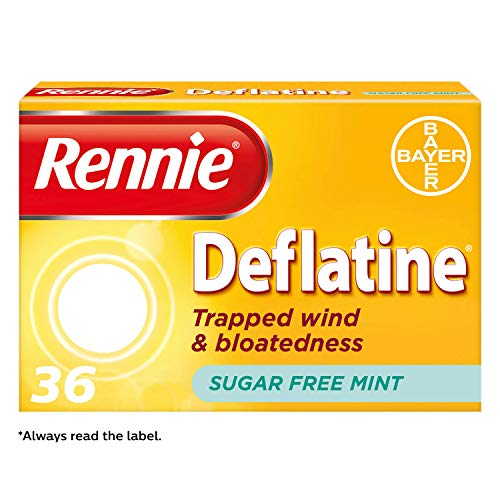 Rennie Deflatine Trapped Wind Ta...