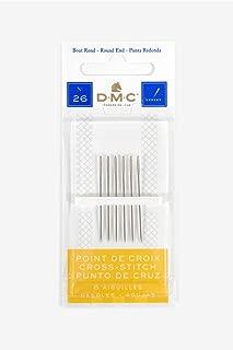 DMC Size 26 Cross Stitch Needles(6)