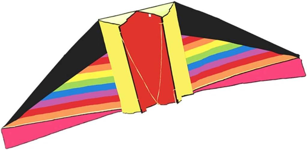 ZYCSKTL Flyer Kite Outdoor Adult Glider Rainbow Fami Animer and price revision Beach Sacramento Mall