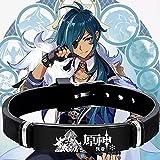 WXXT Pulsera,Genshin Impact Kaeya Bracelet Game PeriféRica FanáTicos Juegos Cosplay Regalo Alrededor Decoraciones
