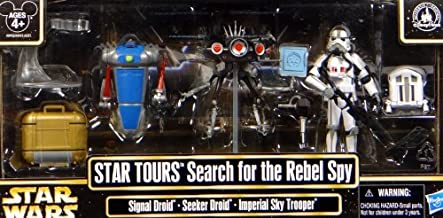Disney Star Wars Star Tours Search for the Rebel Spy