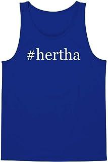 The Town Butler #Hertha - A Soft & Comfortable Hashtag Men's Tank Top