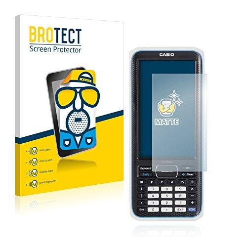 BROTECT 2X Entspiegelungs-Schutzfolie kompatibel mit Casio FX-CP400 ClassPad II Displayschutz-Folie Matt, Anti-Reflex, Anti-Fingerprint