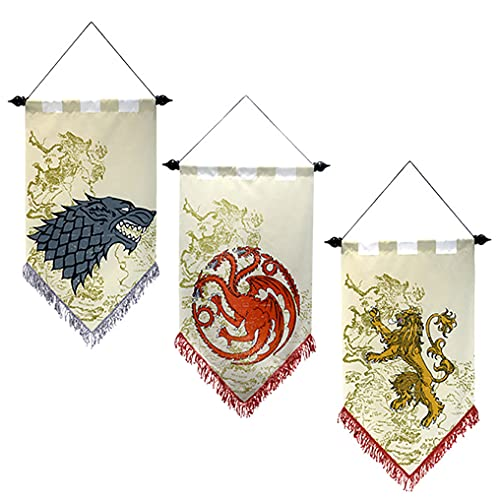 party game of thrones costume game of thrones banners Stark flag got flags