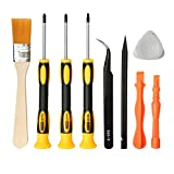 E.Durable Complete Screwdriver Set Repair Cleaning Tool Kit for Sony PlayStation 4 - PS4 Security Torx...