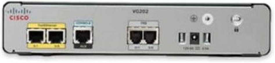 Cisco VG202XM VG202XM Analog Voice FD