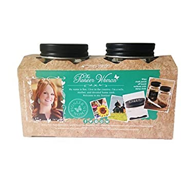 The Pioneer Woman All Purpose Storage Jars, 2-Piece Set