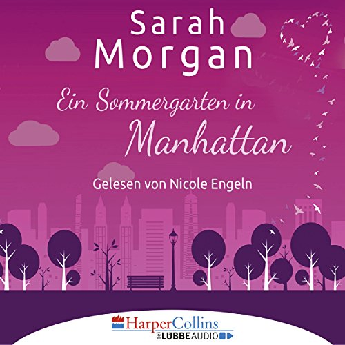 Ein Sommergarten in Manhattan audiobook cover art