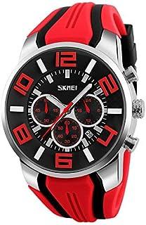 腕時計 メンズ 人気ブランド スポーツ おしゃれ 人気 かっこいい シリコン 防水 クロノグラフ 夜光