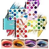EYESEEK 64 Colors Eyeshadow Palette
