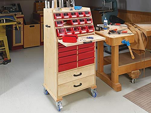 Hardware Organizer Cart