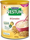 Nestlé - Papilla Nestum Expert 8 Cereales Nestlé 6m+ 600 gr
